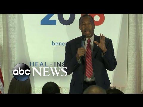 Ben Carson's Full Post-Iowa Caucus Speech