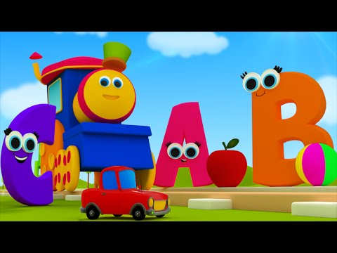 Bob The Train   Bob, The Train On A Phonics Adventure   Phonics Song   ABC Song