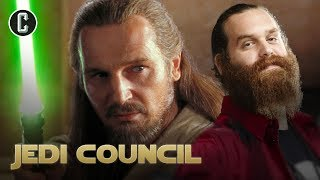 Will Qui-Gon Jinn Appear in the Obi-Wan Film? With Epic Meal Time's Harley Morenstein - Jedi Council