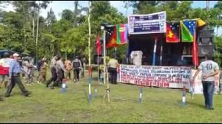 Negara kesatuan Republik indonesia penangkapan Aktivis papua merdeka di kabupaten mimika