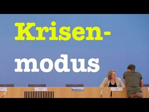 2. Juli 2018 - Bundespressekonferenz - RegPK