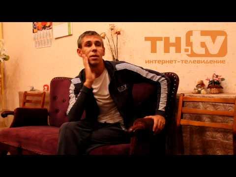 Алексей Панин в Тавде