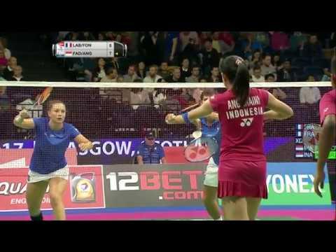 Total Bwf World Championships 2017 Badminton Day 1 M5 Xd