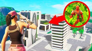 TILTED TOWERS In The FUTURE! (Fortnite Hide And Seek)