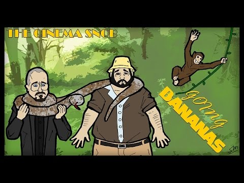 The Cinema Snob: GOING BANANAS
