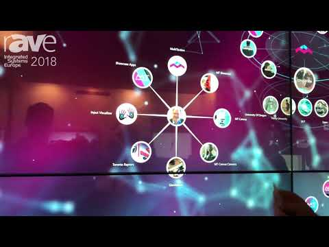 ISE 2018: Multitaction Demos MT Showcase for Rich Media Presentations