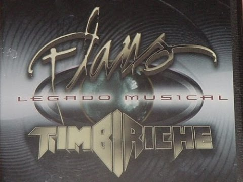 *LEGADO MUSICAL* - FLANS Ft. TIMBIRICHE - LOS 80'S (REMASTERIZADO BaCh EDITION) (DVD Completo)