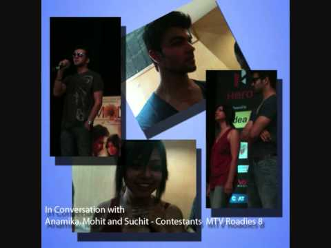 MTV Roadies 9 - Conversation with  Anamika Mohit and Suchit