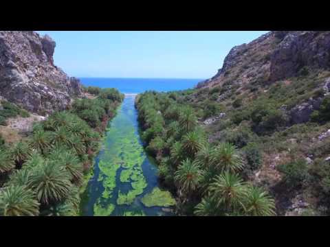 Preveli Palm Beach - Crete