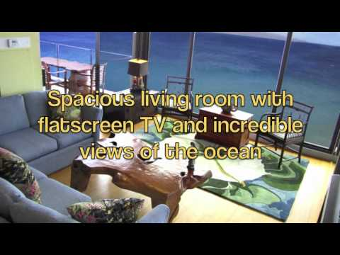 Luxurious Corner Oceanfront Vacation Rental at the Mahana Resort on Maui's Ka'anapali Beach