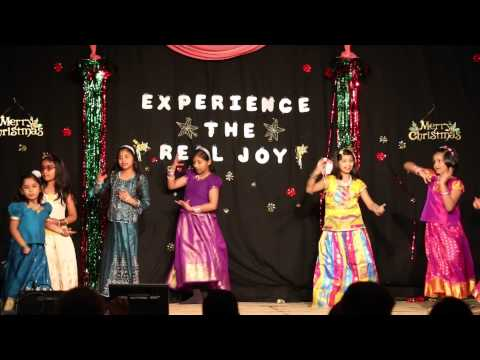 Sunday School Girls Dance - Namaskaaram video