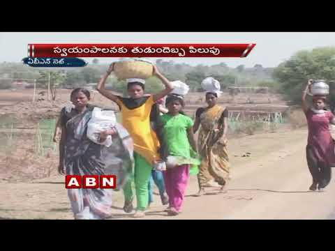 Adivasi Lambada clash Border police goes on alert