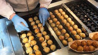 TOKYO STREET FOOD - ASMR JAPAN REAL SOUNDS