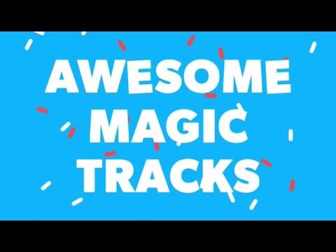 Glow In The Dark Magic Tracks - WeArePotters Tv thumbnail
