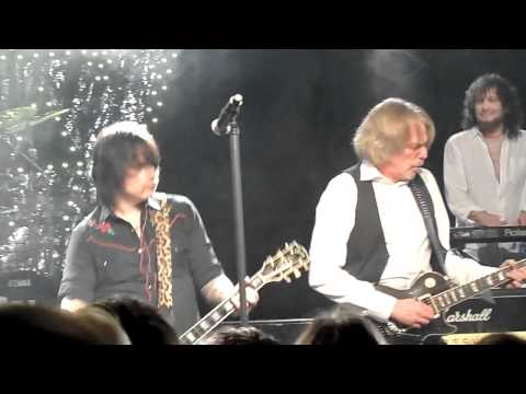 Thin Lizzy - Do anything you want/Don't believe a word - Markthalle,Hamburg - 11.2.2011