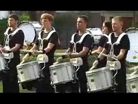Southern Miss Drumline 2007 Video
