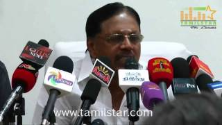 Lingaa Film Issue Press Meet Part 1