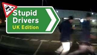 Stupid Drivers UK - 01 - Worcester - Feat. The McDonald's Race Team!