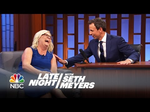Paula Pell Interview, Part 2 - Late Night With Seth Meyers
