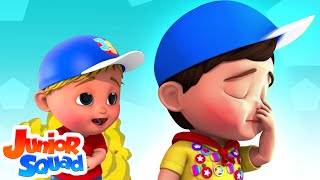 Who Did The Poopie | Nursery Rhymes Songs For Kids | Dance Song | Children Rhyme