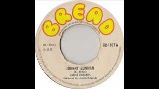 Jackie edwards johnny gunman trojan