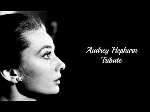 """Watch In HD. Here's my tribute to Audrey Hepburn. The actress, the fashion icon, the mother, the woman, the humanitarian, the angel.... """"There is not a woman alive who does not dream of looking..."""