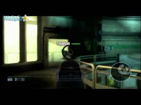 GoldenEye 007 (Nintendo Wii) Walkthrough - Nigeria / Cradle - Part 2