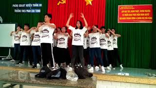 「FLASHMOB 81-THCS PHAN CHU TRINH」 Nhảy Mashup Lạc Trôi-Bố Ơi Mình Đi Đâu Thế-...-「VÒNG LOẠI」