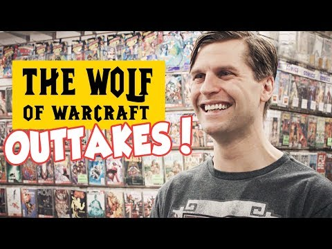 LARPing Outtakes - The Wolf of Warcraft - Official Trailer (The Wolf of Wall Street / WoW Parody)