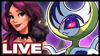 Pokemon Ultra Moon First Time Playthrough! Q&A LIVE- Trickywi