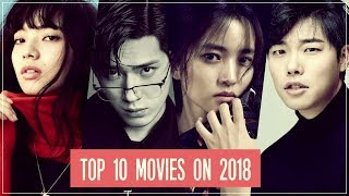 Top 10 Movies on 2018