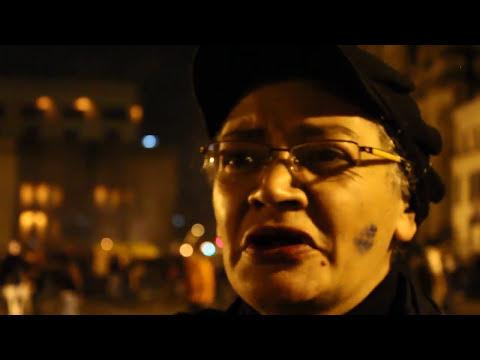 Mantenlo Prendido - PARO NACIONAL (Marcha de antorchas 3 Nov 2011)
