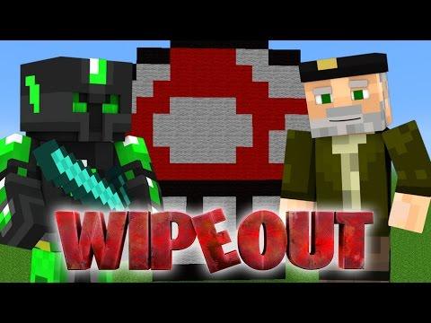 EL ACERTIJO!! WIPEOUT | Minecraft Race Map