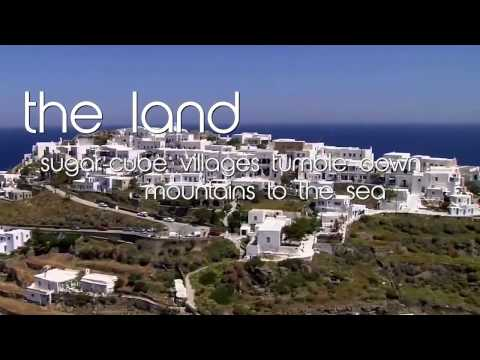 Greece Tourism - Land of the Gods