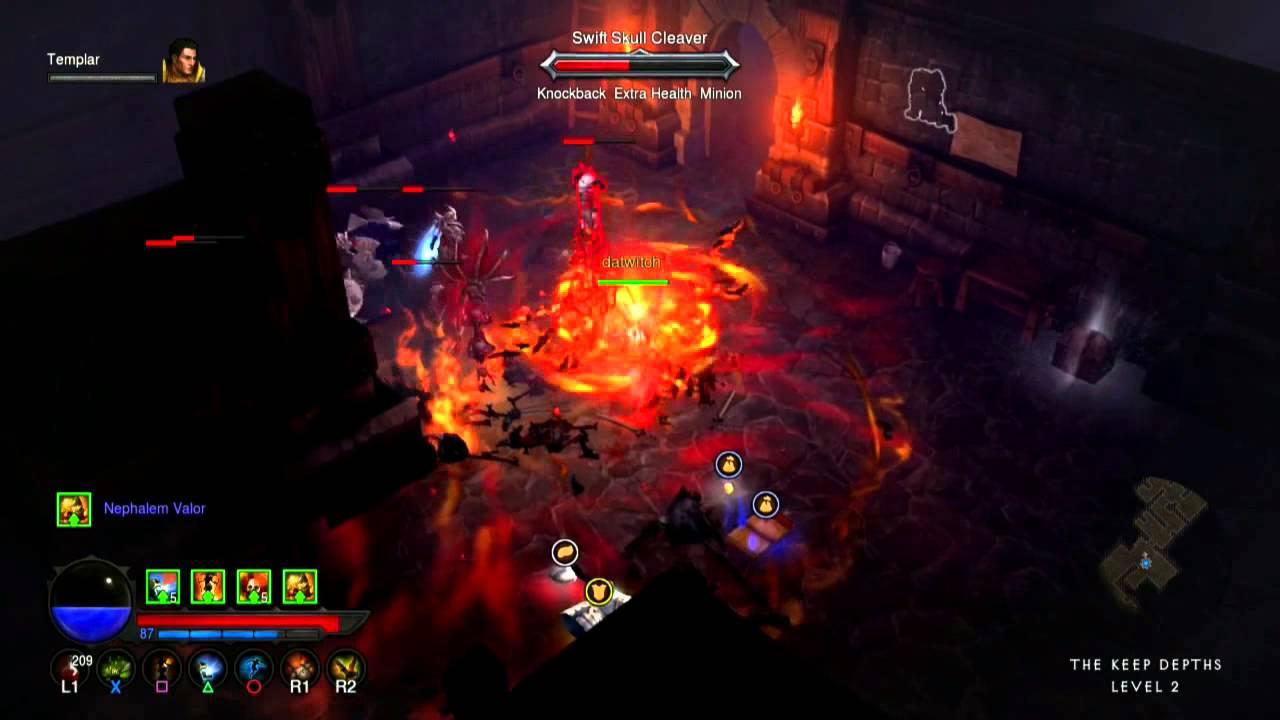 Diablo  Bats Build