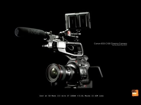 Canon Eos C100 Cinema Camera Test