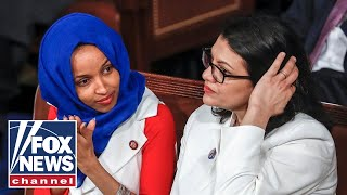 Fox News panel breaks down Trump's new feud with Omar, Tlaib