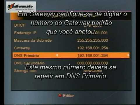 Azsatforum.info Azamérica S900HD Conectar à Rede