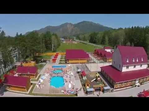Новая база отдыха в горном Алтае приглашает