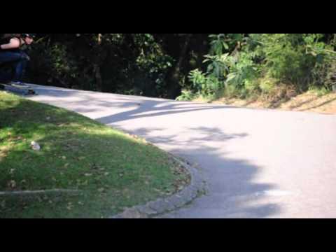 Bianca Fior - Longboard Downhill