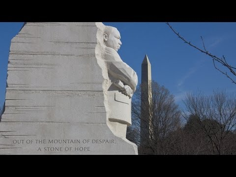 The Martin Luther King, Jr. Monument