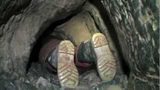 Caving in Cwm Dwr - South Wales