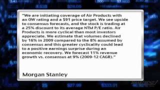 Air Products Chemicals Inc - Why Invest in