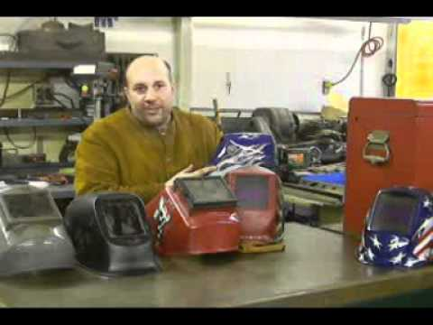 Selecting A Welding Helmet