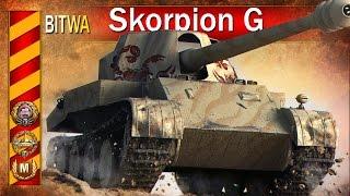 Skorpion G - mistrzostwo świata - BITWA - World of Tanks