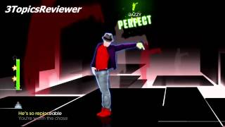 Just Dance 2014 - Fine China ( Extreme) PS4
