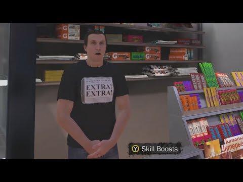 NBA 2K18 My Career - 2K Ruined Skill Boosts! PS4 Pro 4K Gameplay