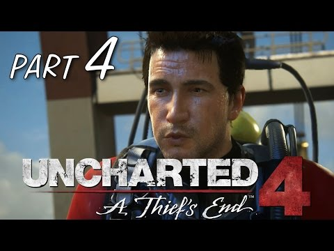 Uncharted 4: UNDERWATER EXPLORATION - Chapter 3: The Malaysia Job Gameplay Walkthrough