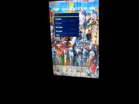 Reproducir videos en Samsung LN32D403E2GCTC