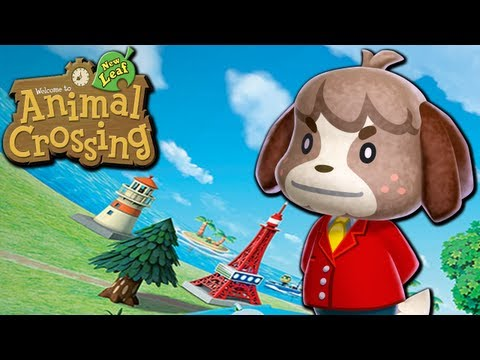 Animal Crossing: New Leaf - Happy Puppy (3DS Gameplay Walkthrough Ep.10)